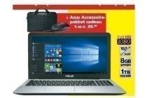 asus 15 6 inch full hd laptop met gratis accessoirepakket cadeau