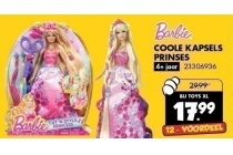 barbie coole kapsels prinses