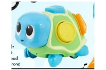 schildpad met vormenherkenning