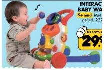 interactieve baby walker