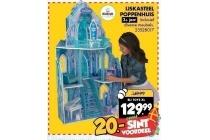 ijskasteel poppenhuis