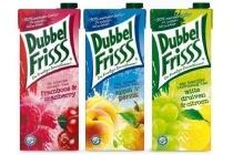 dubbel frisss
