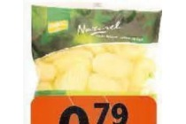 peka aardappelgolfjes of opbakaardappeltjes