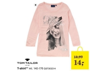 tom tailor t shirt