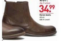 van beers heren boots