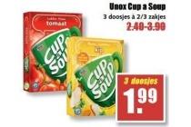unox cup a soup