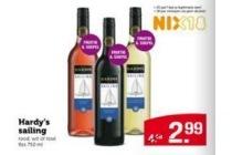 hardy s sailing wijn