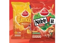 smiths snacks