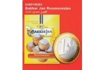 bakker jan roomsoesjes