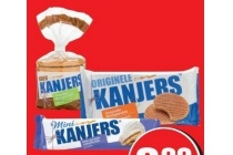 kanjers mini of stroopwafels of koek