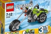 lego creator 31018 3in1 highway cruiser