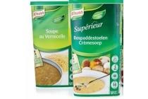 knorr sup en eacute rieur soep