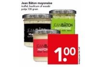 jean baton mayonaise