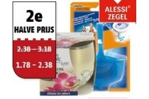 glade by brise of mr muscle wc blok continu gel aerosol of stofzuigerverfrisser