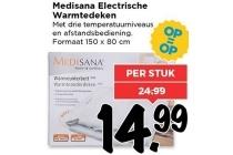 medisana elektrische warmtedeken