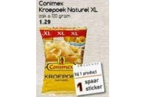 conimex kroepoek naturel xl