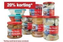 ouwehand producten in het zuur