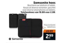 samsonite hoes