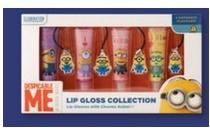 minions lipgloss