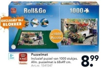roll en amp go puzzelmat king