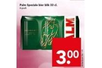 palm speciale blik