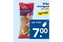 belga strooigoed zak 3 kilo
