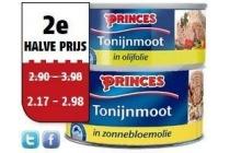 princes tonijnmoot of tonijnstukken