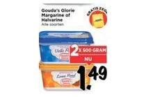 gouda s glorie magarine of halvarine