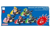nintendo pull speed mario kart
