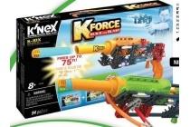 k nex k force k10 blaster of kruisboog