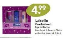 labello geschenkset lip collectie