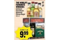 the world s favourite whiskies