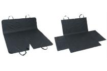 kofferbak of achterbankbescherming