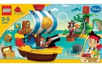 jake s piratenschip duplo