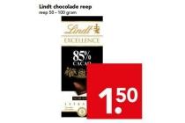 lindt chocolade reep