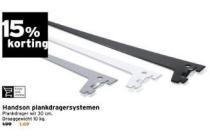 handson plankdragersysteem