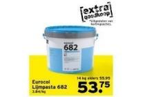 eurocol lijmpasta 682