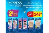 hele assortiment broadway