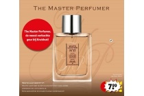 the master perfumer white leather n17
