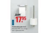 toiletrolhouder ixi c