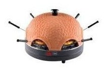 6 persoons pizza oven