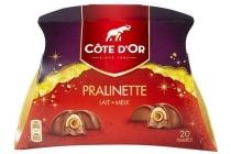 cote d or pralinette