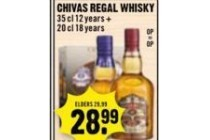 chivas regal 12 en amp 18 year
