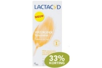 lactacyd gehele assortiment