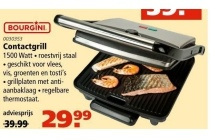 bourgini contactgrill