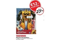 transformers mega one step bumblebee