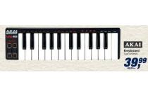 akai keyboard lpdk25