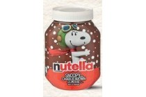 nutella limited winter edition