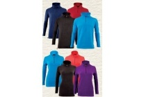 active dames of heren fleece trui