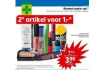 rimmel make up 2e artikel voor en euro 1